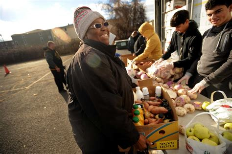 Brookfield Food Pantry by Connecticut Food Bank Makes Welcome Deliveries Newstimes
