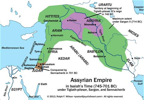 ancient middle east map judah 6 hezekiah s isaiah 36 39 2 18 isaiah