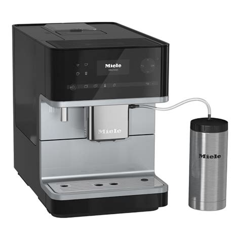 Miele Countertop Coffee Machine by Miele Cm6350 Countertop Coffee Machine With Milk Frother