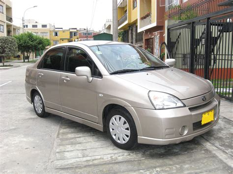 Suzuki 2003 Aerio 2003 Suzuki Aerio Vin Js2ra41s935164243 Autodetective