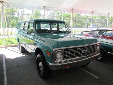1968 chevrolet k10 suburban 1 2 ton values hagerty