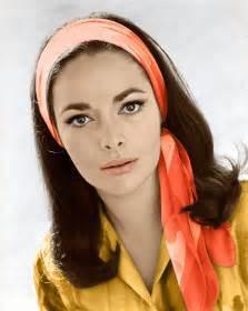 1970s hair shoulder length karin dor annex