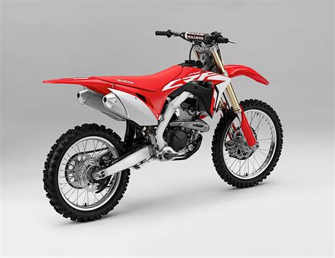 honda crf 250r 2018 honda crf250r gets new engine with better top end