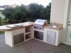 kitchen ideas on counter outdoor kitchen ideas on a budget 2309