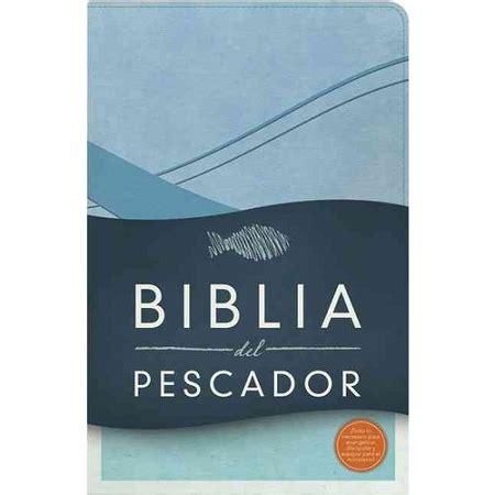 biblia del ministro rv60 0829720618 biblia rv60 del pescador piel simil azul cobalto indice luis angel diaz pabon