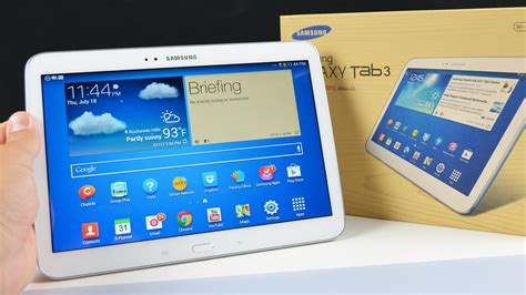 Samsung Galaxy Tab 3 10 1 Review samsung galaxy tab 3 10 1 unboxing review