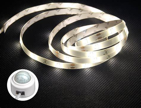 motion sensor led strip light lopoo motion sensing led strip light review review