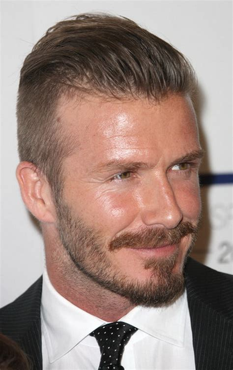 the new haircut 2012 david beckham new hairstyle 2012 stylish eve
