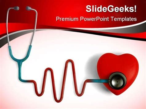 Cardiac Ppt Template by Care Powerpoint Templates And Powerpoint