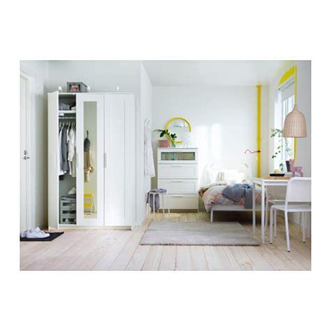 brimnes ikea brimnes wardrobe with 3 doors white 117x190 cm ikea