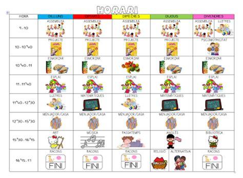 Calendario F Colegios Mi Grimorio Escolar Asamblea Asamblea Rutinas En Ed