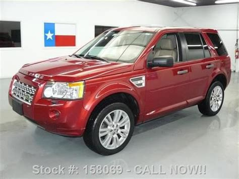transmission control 2010 land rover lr2 regenerative braking buy used 2010 land rover lr2 hse awd pano sunroof 19 quot wheels 50k texas direct auto in stafford
