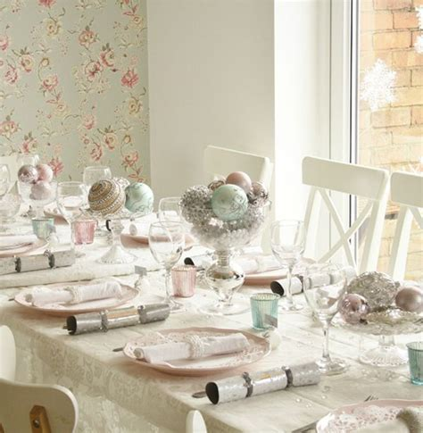Soft Pink And Teal Vintage Glamour { Wedding Decoration