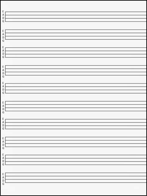 guitar tab template mattwins more blank tab sheets