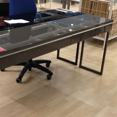 Besta Burs Desk by Besta Burs Gloss Gray Desk 269 Ideas