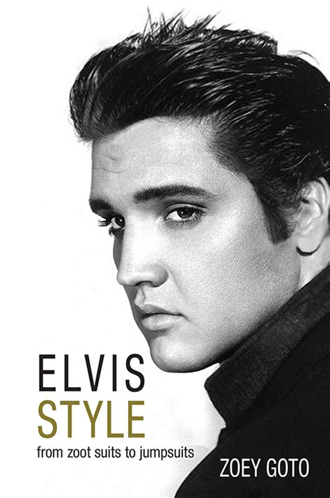 Hair Style Book Pictures by Elvisnews Elvis Style From Zoot Suits To Jumpsuits