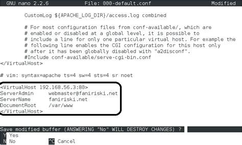 tutorial konfigurasi web server debian 5 konfigurasi web server debian 8 feverocto