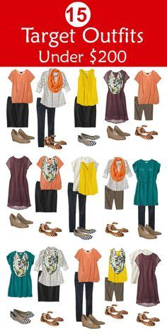 target 2016 summer wardrobe capsule 15 mix and match outfits for spring and summer summer