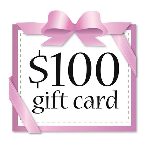 100 Gift Card - gift card for someone who loves machine embroidery