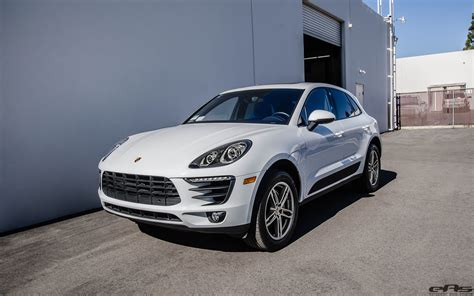 Porsche Macan Tuning by Porsche Macan S Awe Tuning Bmw Performance Parts