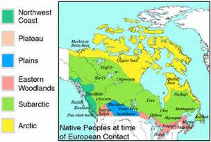 map of aboriginal groups in canada canada a country by consent peoples introduction