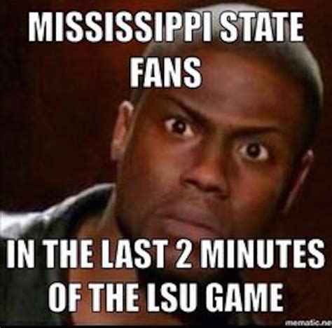 Funny Lsu Memes - best mississippi state football memes from the 2015 season