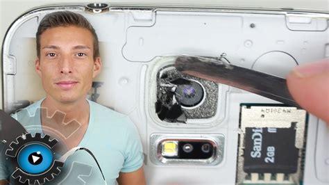 samsung galaxy s5 kamera linse glas wechseln unter 1