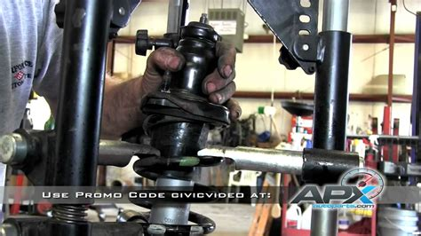 replacement of rear shocks on a 2003 2008 mazda 6 sensen replacement of rear struts on a 2003 2005 honda civic
