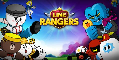 mod game line ranger line rangers rubies hack mod apk unlimited coins and