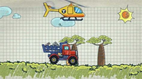 doodle truck free ios app of the day doodle truck 2 boxmash