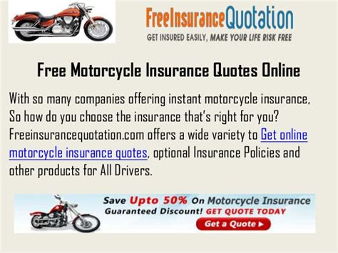 Insurance Quotes Drivers 2 by Affordable Motorcycle Insurance Quotes