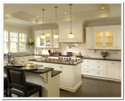 Kitchen Color Ideas White Cabinets by Featuring White Cabinet Kitchen Ideas Home And Cabinet