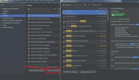 plugin for android how to install plugin in android studio android codedump io
