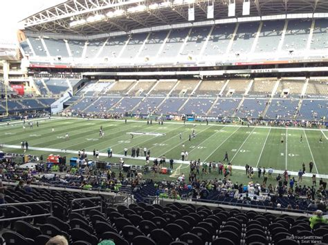 What Sections Are Covered At Centurylink Field by Centurylink Field Section 232 Seattle Seahawks