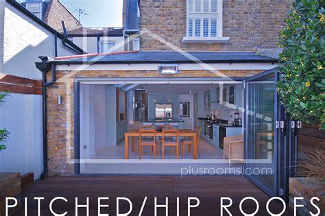 Hipped Roof Extension pitched hip roof extensions plusrooms
