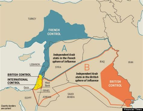 breakup of ottoman empire does the isis caliphate spell the end of iraq 4 maps