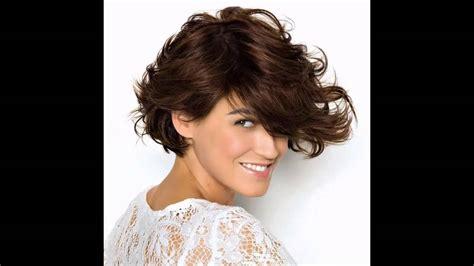 pelo corto y liso peinados para cabello corto liso rozado y ondulado youtube