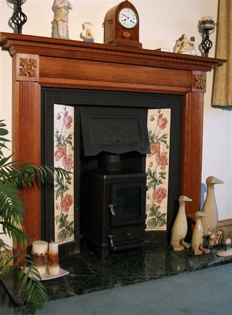 Wood Burner For Small Fireplace by Small Fireplaces Salamander Stoves