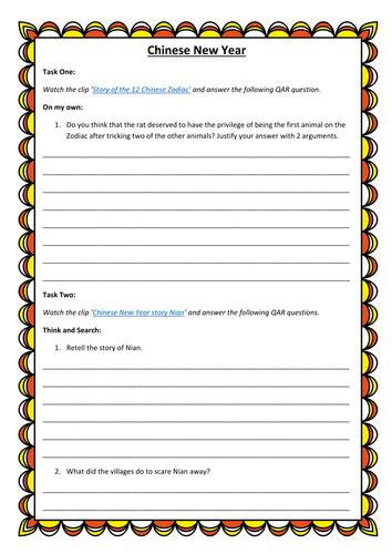 new year activities tes new year themed literacy and web based