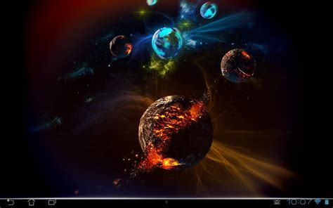 deep space  pro lwp android apps  google play