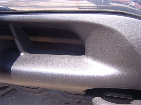 white bed liner paint line x and rust holes in bed f150online forums