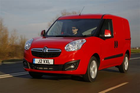 vauxhall combo vauxhall combo van video review
