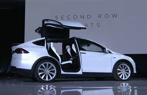 tesla 3rd row seats tesla model x recall to replace third row seat backs after