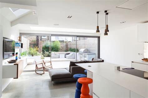 desain rumah skandinavia desain sederhana interior scandinavian modern desain