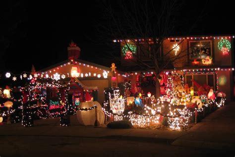 christmas decorated neighborhoods billingsblessingbags org