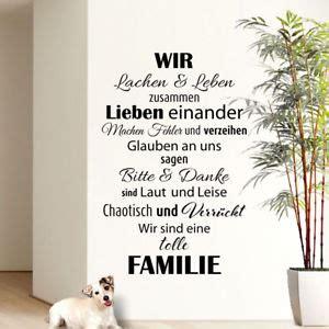 flur gestalten familie wandtattoo wandsticker wandaufkleber wohnzimmer flur