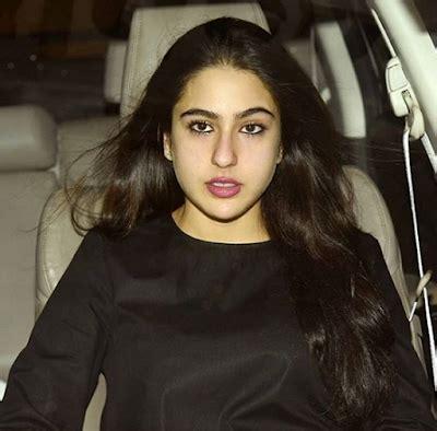 actress of kedarnath kedarnath movie actress sara ali khan images pictures