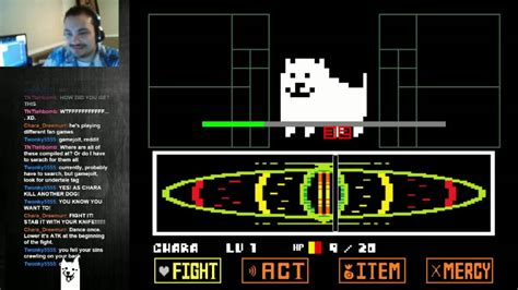 undertale fan made games annoying dog fight toby fox vs rex undertale fan game