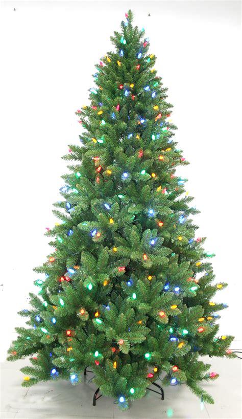 christmas trees artificial 7 5 pe christmas tree