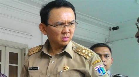 ahok bupati belitung dituding kanye pakai apbd begini komentar gubernur